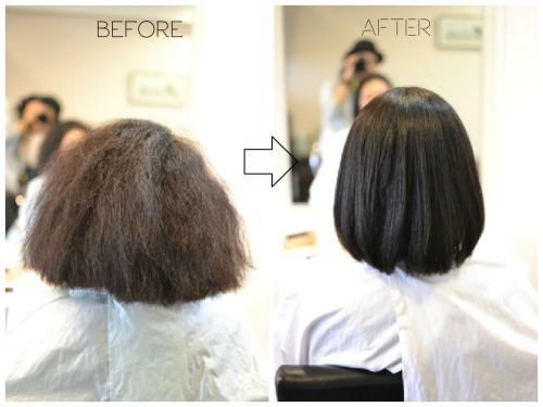 (R)「縮毛矯正をしても、伸びたことがないんです。」縮毛矯正でクセが伸びないのは髪質のせいじゃない!