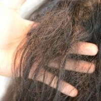 【縮毛矯正の失敗】ビビリ毛は直せない!