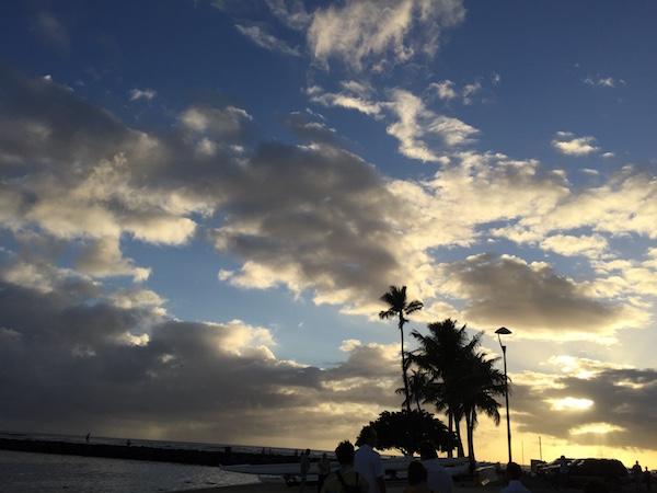 ハプニングだらけのハワイ旅行に行ってきました