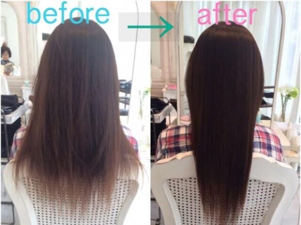 傷んだ髪、トリートメント、改善、修復、治す