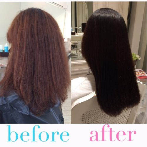 【髪質改善&縮毛矯正】クセが綺麗なストレートにならない原因とは