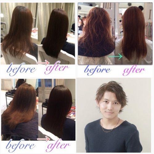「私も美髪になりたい」という方が急増中❤︎&【髪質改善クチコミ3選】