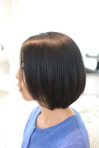 やる度に髪がきれいで扱いやすく!?美髪を育てる縮毛矯正!