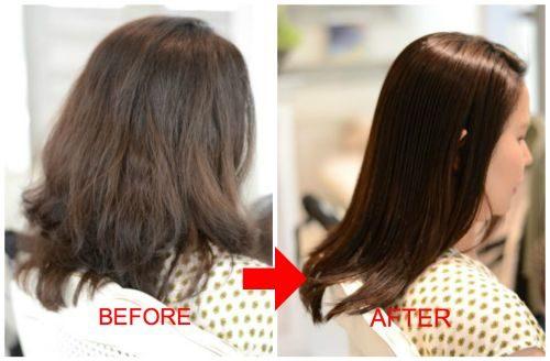 【髪を綺麗に】くせ毛マイスターの髪質改善縮毛矯正