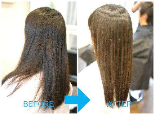 """(R)縮毛矯正失敗 ビビり直しは髪を修復させる技術させる技術ではなく""""髪の整形手術"""""""
