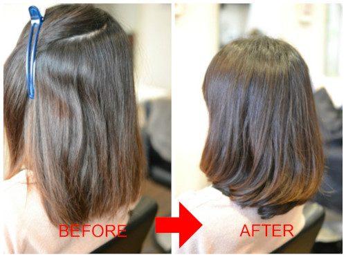 (R)くせ毛にストカールで柔らかワンカール内巻きボブ