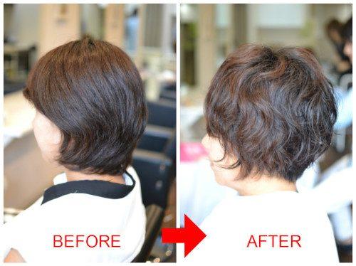 (R)「くせ毛を抑える」から「クセ毛を活かす」という発想の転換
