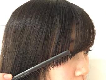 【1月25日12:00にご来店のお客様へ】前髪のセットが難しい>_< カーラーを使った簡単セット☆