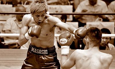 ボクシング。美容師に通じるもの【美容師ボクサーおのだまーしー】