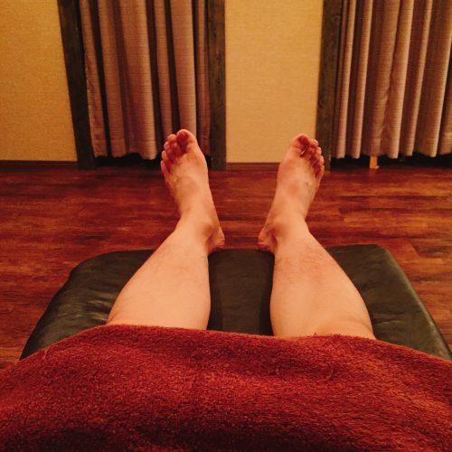 【激痛】人生初の足裏マッサージを体験した話