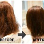 縮毛矯正をしても「痛む・広がる・伸びない・綺麗にならない」