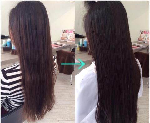 女性に自信を与える髪質改善♥︎