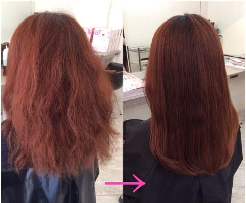 髪が多くて太くてくせ毛の人への髪のご提案