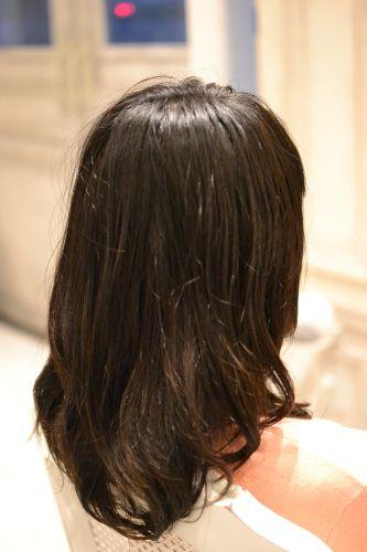 梳き過ぎ ストカール 縮毛矯正 デジタルパーマ