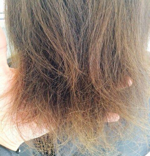 トリートメントしても髪が治らないって本当ですか!