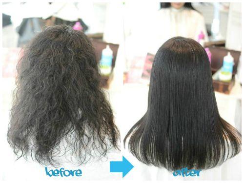 ハイダメージ毛の縮毛矯正が難しい理由
