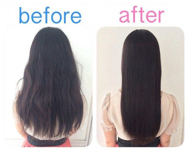【縮毛矯正の失敗直し】うねり、広がるのは髪質のせいではなく美容師の技術と知識不足!?