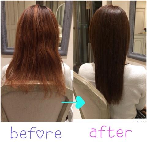 髪質改善 女