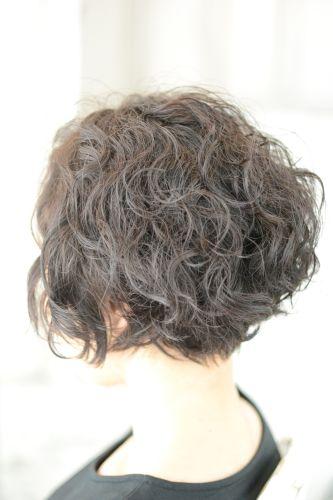 東京 くせ毛 ショート ショートボブ カット