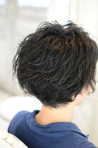 くせ毛 ショート 東京 カット