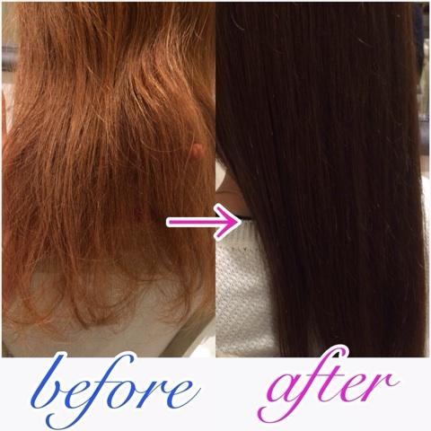 髪質改善、美髪、美髪メソッド、美髪の作り方、傷んだ髪、綺麗な髪の作り方