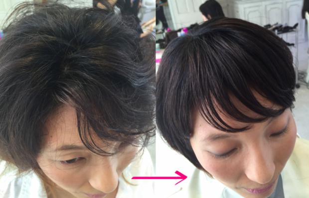 湿気で広がる髪・ふくらむ髪の対処法『アイロン編』