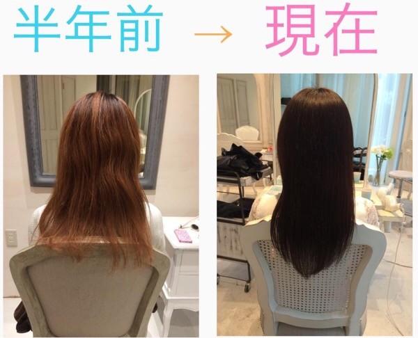 【美髪の作り方】髪質改善を半年間繰り返した結果