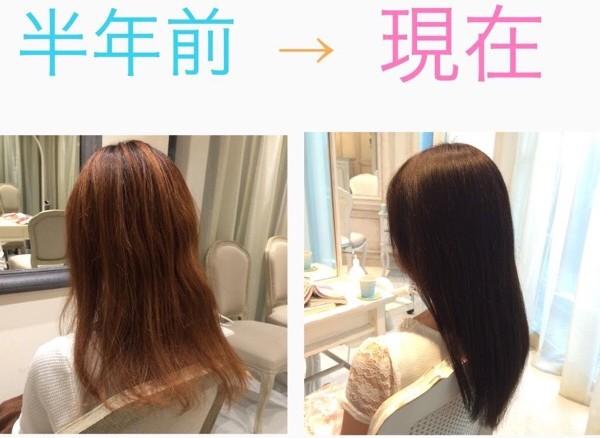 美髪、美髪の作り方、本当に良いトリートメント、髪質改善、綺麗な髪、傷んだ髪、毅然、解決策、カラーで傷んだ、