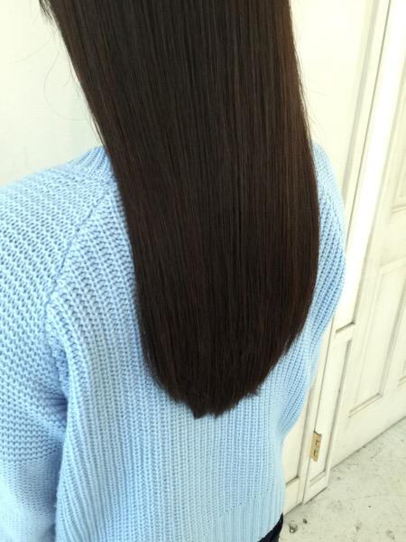 縮毛矯正、くせ毛、上手い、美容室、表参道
