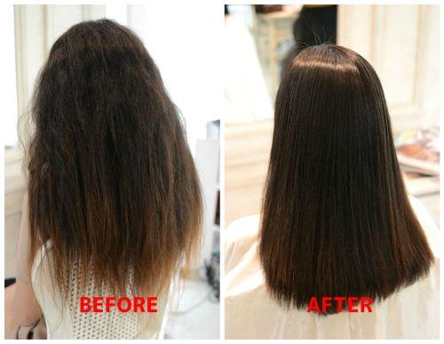 【縮毛矯正】失敗前提の施術?美髪にしていくための選択肢