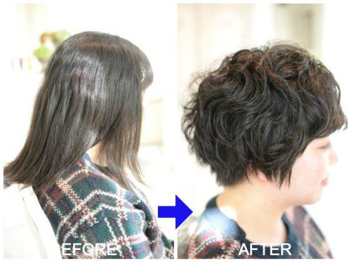 美容師さんに数回断られたくらいにくせ毛を活かすことを諦めないでください♪