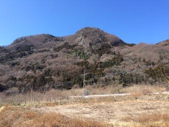 寺村の実家から見える景色