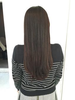 僕のお客様の大多数が美髪所持者になって来ています。