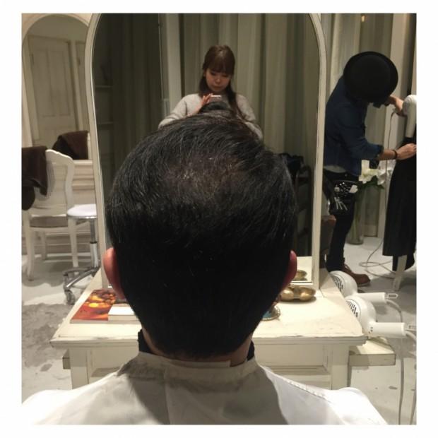 小沼あすか、美容師、メンズカット、ツーブロック、薄毛、対策、人気、表参道、口コミ