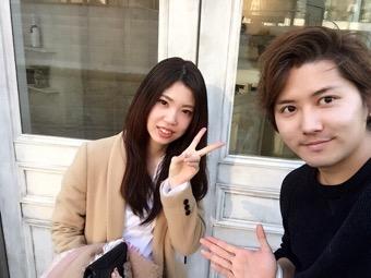 兵庫県からのお客様「通うたびに髪が綺麗になっています」