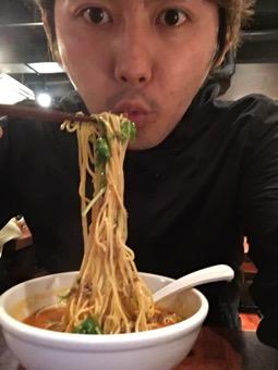 【陳麻家】の担々麺を食してきた