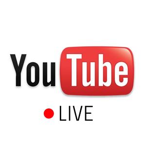 YouTubeのライブ配信機能使ってみました!