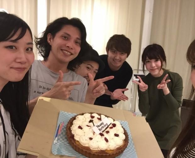 """27歳スタート!""""笑顔""""と""""感謝""""を大切に☆"""