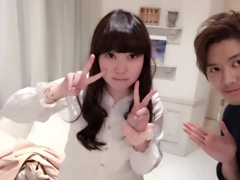 寺村さんは女の子を素敵に変身させる魔法使いですね。