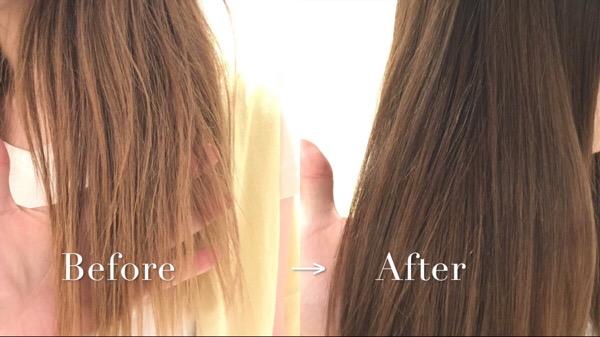 髪質改善でブリーチ毛・枝毛・切れ毛を綺麗な髪に変身!
