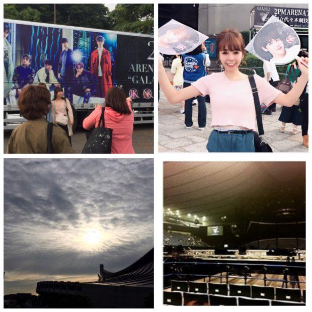 韓流アイドル♡2PMのコンサートで多くの学び!