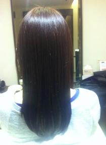 髪質改善計画4