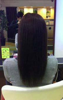 別視点の髪質改善トリートメント
