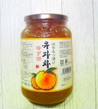 最高の『ゆずティー』を食す!!