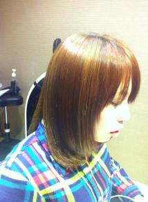 髪質改善計画2