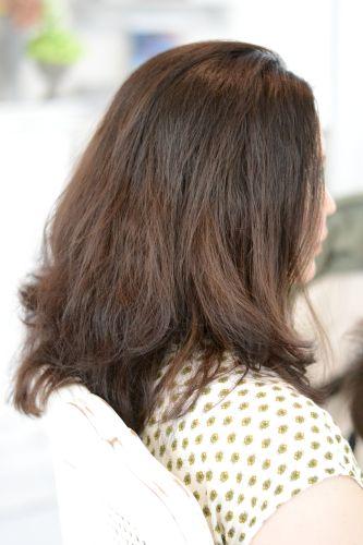 縮毛矯正 得意 上手