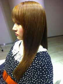 髪質改善計画3