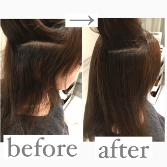 縮毛矯正してもすぐにウネるクセを半永久的にストレートにする