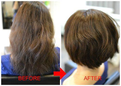 (R)脱縮毛矯正♪リスクの少ない季節になりました。