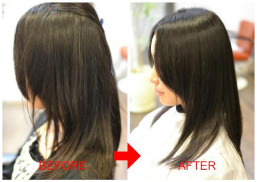 (R)スピエラ・GMT 酸性縮毛矯正の選択肢。